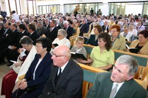 Imaházavatás 2004.10.02