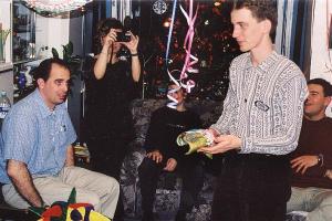 Ifjúsági szilveszter 2002.12.31