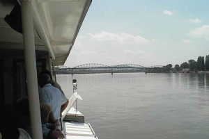 Hajókirándulás 2002.07.21