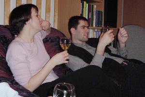 Ifjúházas szilveszter 2002.12.31