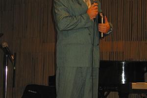 Evangélizációs est a zeneiskolában 2003.10.23