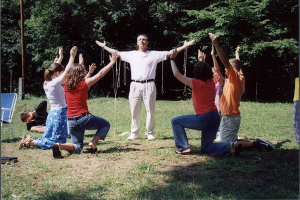 Gyülekezeti kirándulás Királyrétre 2003.08.03