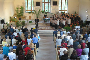József utcai gyülekezet szolgálata 2003.10.05