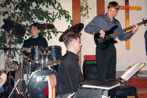 Evangélizáció 2003.02.22