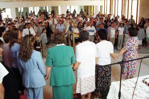 Országos Női konferencia záró 2003