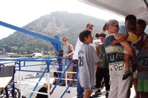 Pünkösdi hajókirándulás 2003.06.09