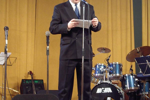 Műholdas evangélizáció Kosd 2003