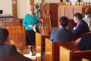 Tagfelvételi tanácskozás 2003.02.23