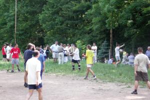 BVSZ kirándulás Királyrétre 2005.06.19