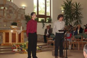Hálaadónap 2005.10.23