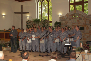 Vái börtön bibliaköre 2005.01.02