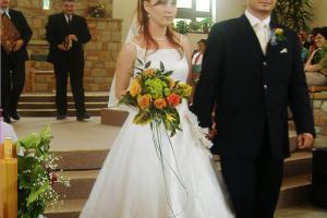 Menyegző Sipos Gábor és Ildi 2005.06.11