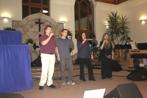 Ifjúsági konferencia 2005.10.07