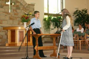 Bibliaköri évzáró 2007.06.17