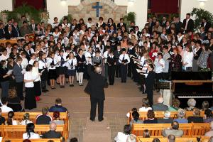 Jótékonysági koncert 2007.12.15