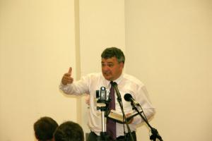 Hitmélyítő evangélizációs hétvége 2007.