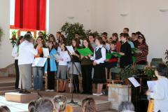 Békési fiatalok szolgálata 2008.04.20