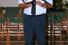 Gyerekbemutatás Józsa Eszter 2008.08.24