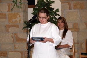 Bemerítés, 4.advent 2009.12.20