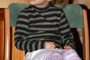 Gyerekbemutatás, Bahor Csongor 2009.02.08