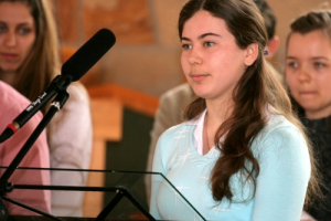 Debreceni fiatalok vendégszolgálata 2009.03.22