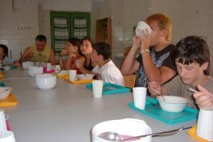 Tini tábor 2009.07.20