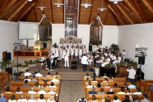 Joy Gospel kórus 2010.07.24