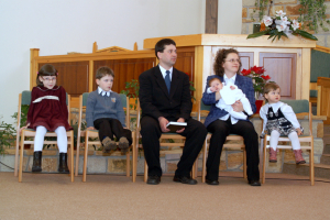 Gyerekbemutatás 2010.02.07