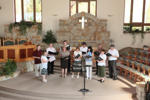 Evangélizáció 2011.05.22