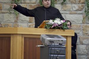 Ökumenikus istentisztelet 2012.01.19