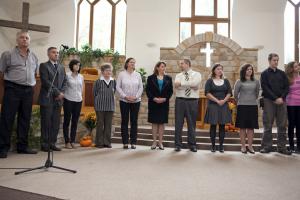 Gyülekezet napja, Gyerekbemutatás 2012.09.30