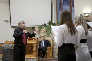 Vasárnap du. P.A.P. Gospel 2012.02.19