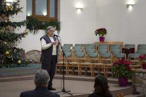 Újévi istentisztelet 2013.01.01